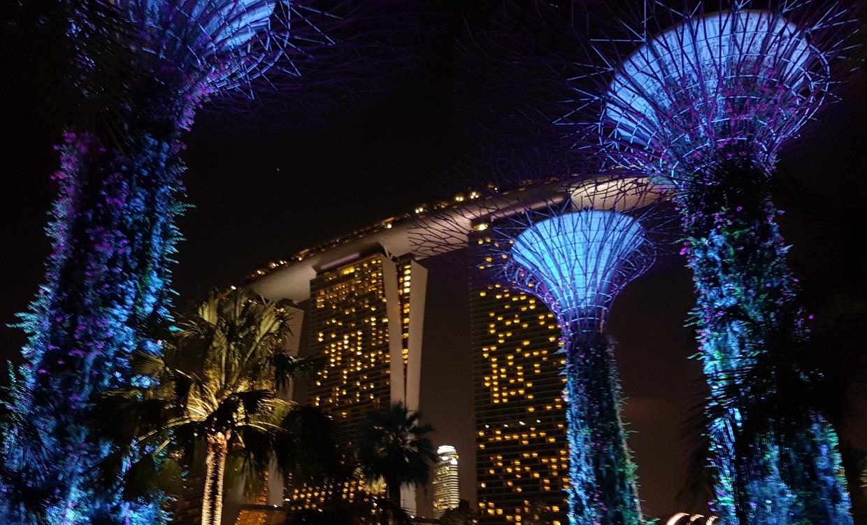 Singapūra nakts